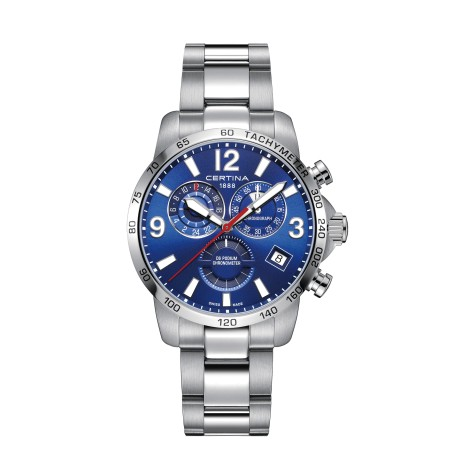 Certina - DS Podium Chronograph GMT C034.654.11.047.00 Uhr