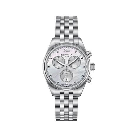 Certina - DS-8 Lady Chronograph C033.234.11.118.00 Uhr