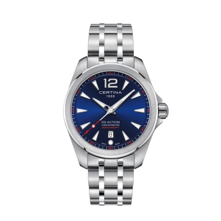 Certina - DS Action Fixed Bezel C032.851.11.047.00 Uhr