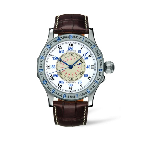 Longines - The Lindbergh Hour Angle Watch L2.678.4.11.0 Uhr