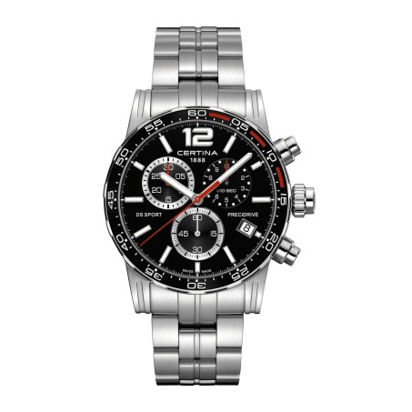 Certina DS Sport Chrono C027.417.11.057.02 Uhr