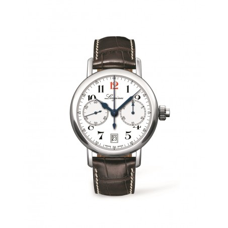 Longines - The Longines Column-Wheel Single Push-Piece Chronograph  L2.775.4.23.3 Uhr
