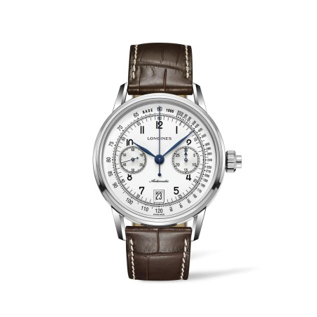 Longines - Heritage Technical Milestones The Longines Column-Wheel Single Push-Piece Chronograph L2.800.4.23.2 Uhr