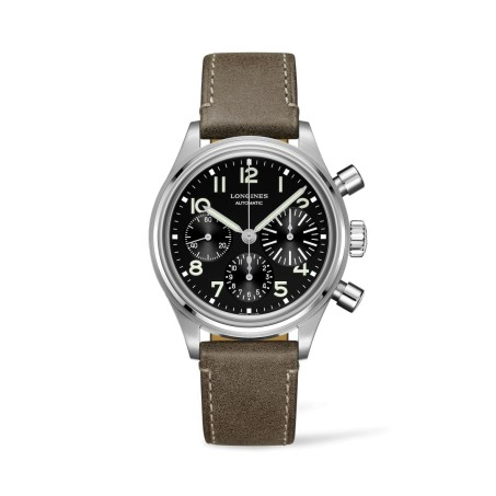 Longines - The Longines Avigation BigEye L2.816.4.53.2 Uhr