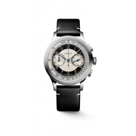 Longines - Longines Heritage Classic Chronograph L2.830.4.93.0 Uhr