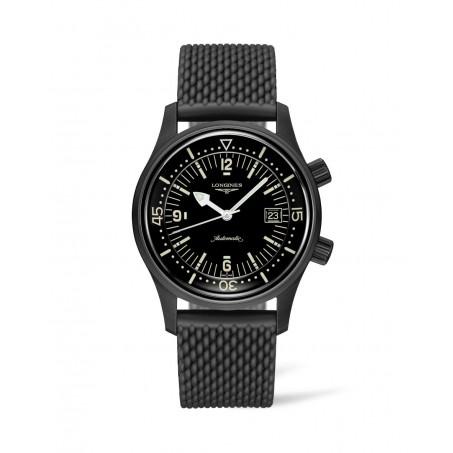 Longines - The Longines Legend Diver Watch L3.774.2.50.9 Uhr