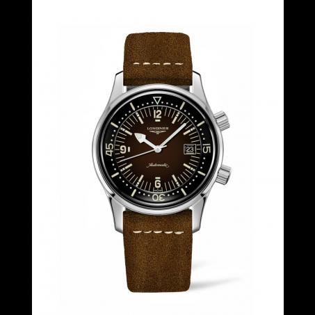 Longines - The Longines Legend Diver Watch L3.774.4.60.2 Uhr