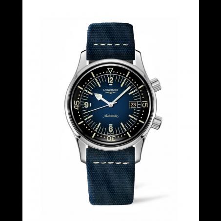Longines - The Longines Legend Diver Watch L3.774.4.90.2 Uhr
