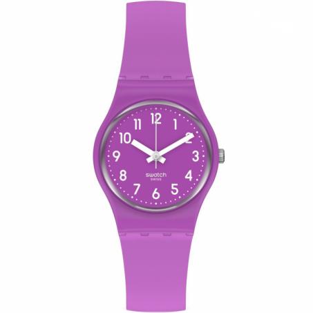 Swatch - Originals Lady  BACK TO SWEET PURPLE LV115C Uhr