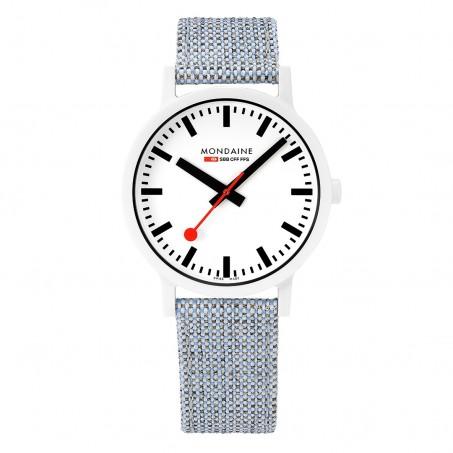 Mondaine - Classic MS1.41110.LD Uhr