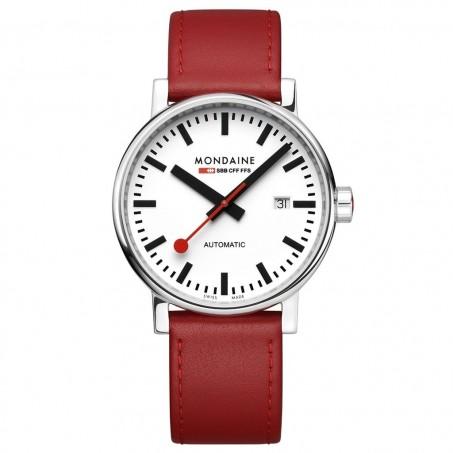 Mondaine - Evo2 Automatic MSE.40610.LC Uhr