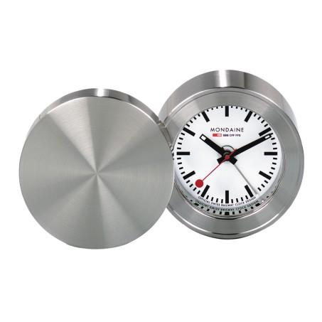 Mondaine - Travel Alarm Clock MSM.64410 Uhr