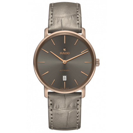 Rado - DiaMaster Thinline Automatic R14068306 Uhr