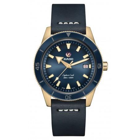 Rado - Captain Cook Automatic Bronze R32504205 Uhr