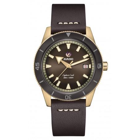Rado - Captain Cook Automatic Bronze R32504306 Uhr