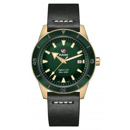 Rado - Captain Cook Automatic Bronze R32504315 Uhr