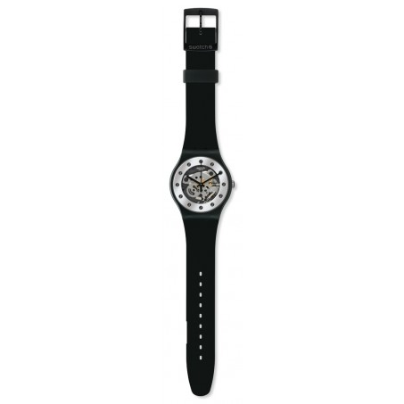 Swatch - Originals New Gent SILVER GLAM SUOZ147 Uhr