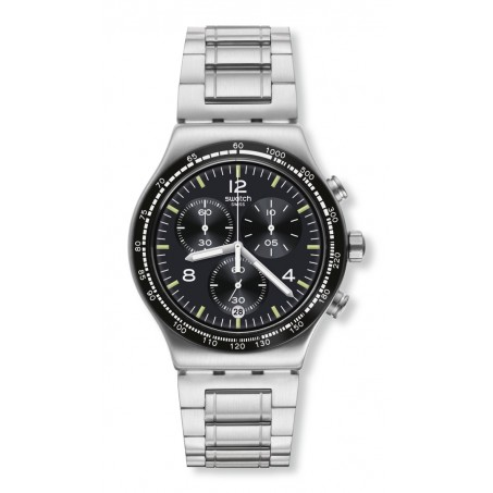 Swatch - New Irony Chrono NIGHT FLIGHT YVS444G Uhr