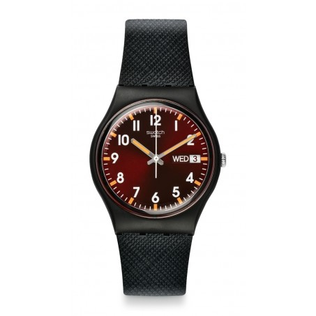 Swatch - Originals Gent SIR RED GB753 Uhr