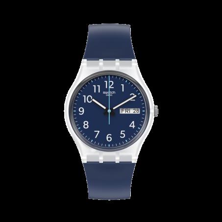 Swatch - Originals Gent RINSE REPEAT NAVY GE725 Uhr