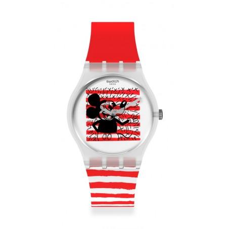 Swatch - Originals Gent MOUSE MARINIÈRE GZ352 Uhr