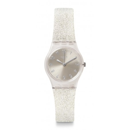 Swatch - Originals Lady SILVER GLISTAR TOO LK343E Uhr
