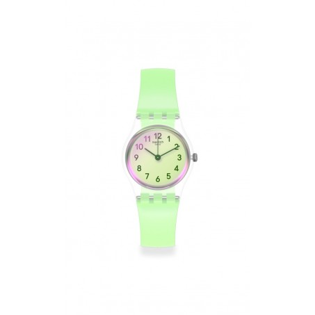 Swatch - Originals Lady CASUAL GREEN LK397 Uhr