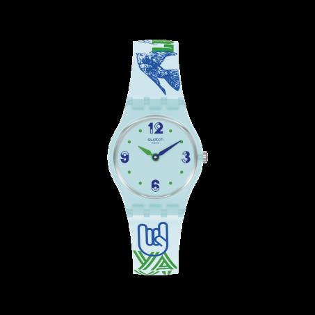 Swatch - Originals Lady GREENTOUCHE LN157 Uhr