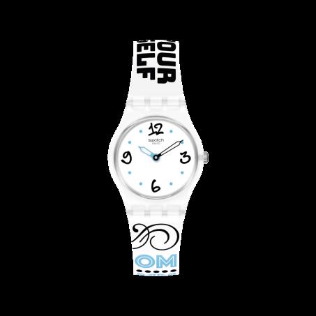 Swatch - Originals Lady BLUEFEATHER LW171 Uhr