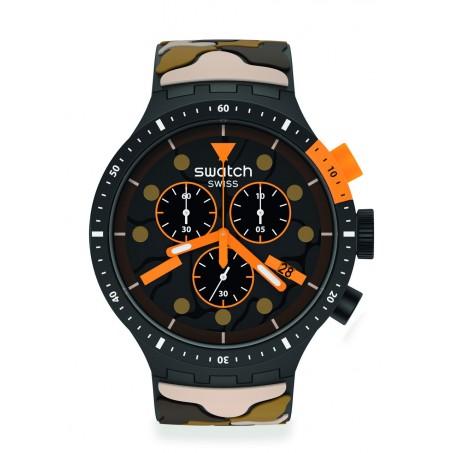 Swatch - Big Bold Chrono ESCAPEDESERT SB02B410 Uhr