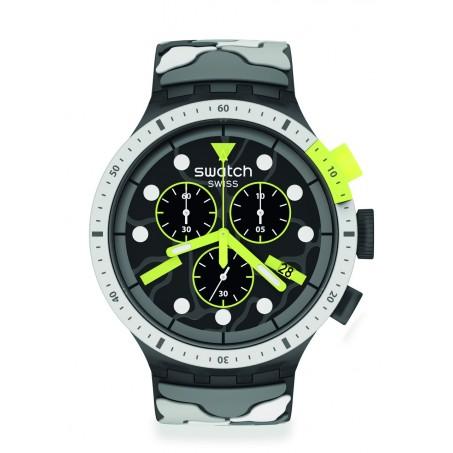 Swatch - Big Bold Chrono ESCAPEARTIC SB02M400 Uhr