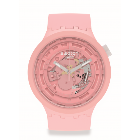 Swatch - Big Bold Next Bioceramic C-PINK SB03P100 Uhr