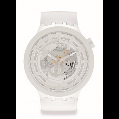 Swatch - Big Bold Next Bioceramic C-WHITE SB03W100 Uhr