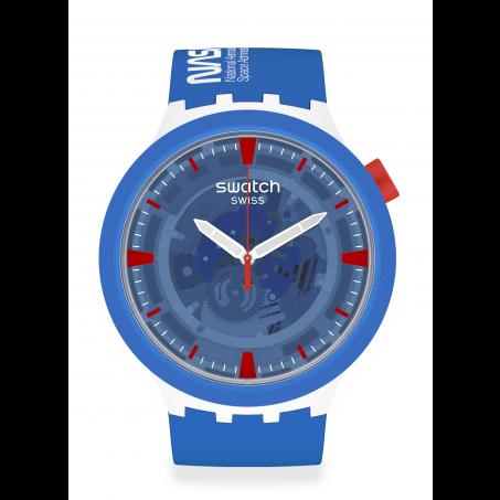 Swatch - Big Bold Bioceramic JUMPSUIT SB03Z100 Uhr