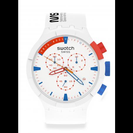 Swatch - Big Bold Bioceramic EXTRAVEHICULAR SB04Z400 Uhr
