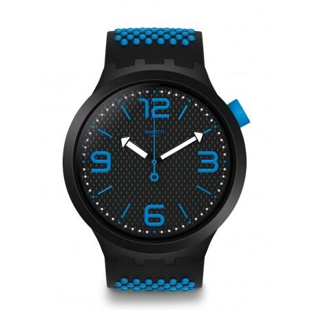 Swatch - Originals Big Bold BBBLUE SO27B101 Uhr