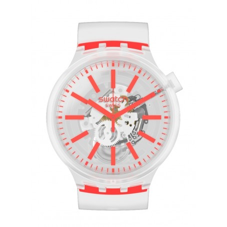 Swatch - Originals Big Bold ORANGINJELLY SO27E102 Uhr
