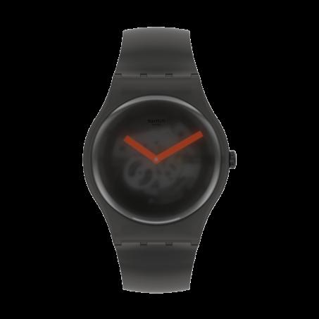 Swatch - Originals New Gent BLACK BLUR SUOB183 Uhr