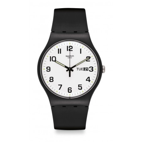 Swatch - Originals New Gent TWICE AGAIN SUOB705 Uhr
