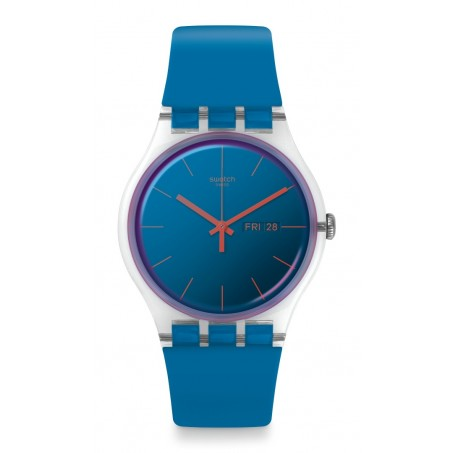 Swatch - Originals New Gent POLABLUE SUOK711 Uhr