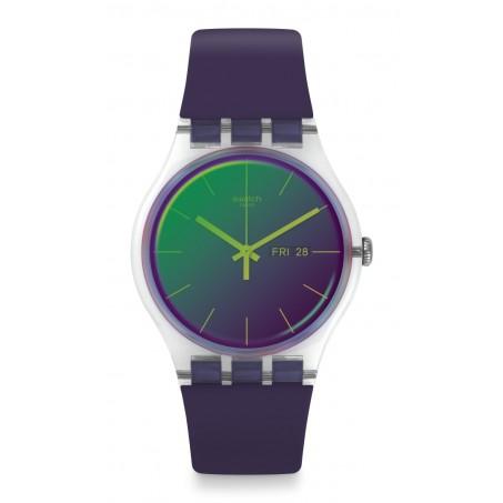 Swatch - Originals New Gent POLAPURPLE SUOK712 Uhr