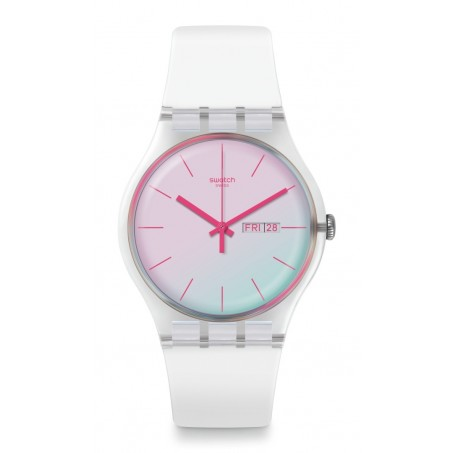 Swatch - Originals New Gent POLAWHITE SUOK713 Uhr
