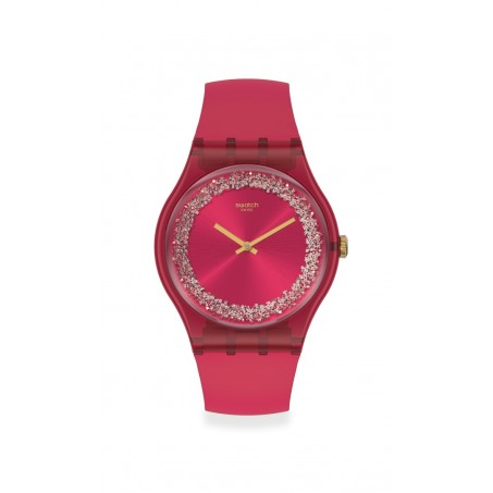 Swatch - Originals New Gent RUBY RINGS SUOP111 Uhr