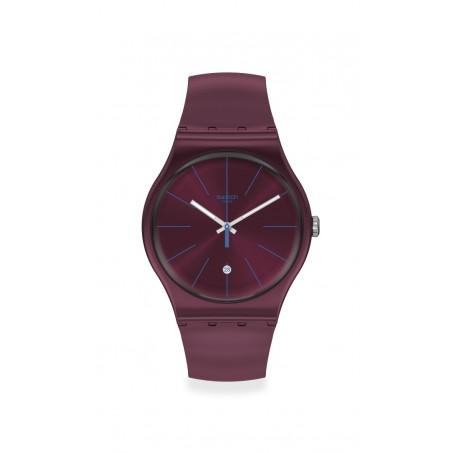 Swatch - Originals Gent BURGUNDAZING SUOR402 Uhr