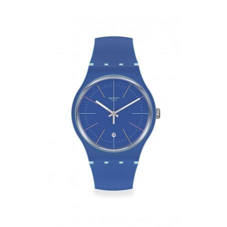 Swatch - Originals New Gent BLUE LAYERED SUOS403 Uhr