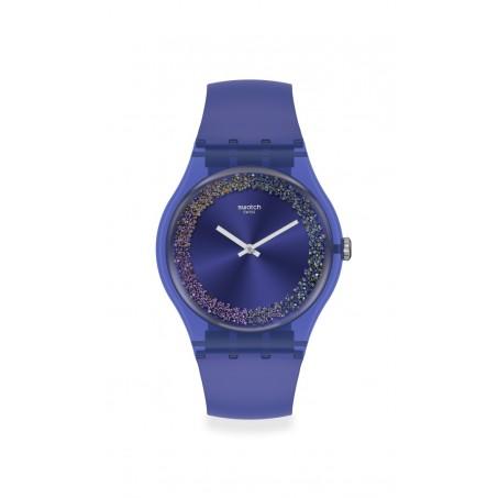 Swatch - Originals Newe Gent PURPLE RINGS SUOV106 Uhr