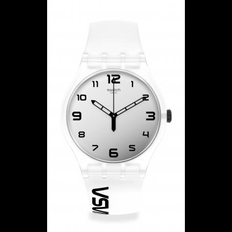 Swatch - Originals New Gent SPACE RACE SUOZ339 Uhr