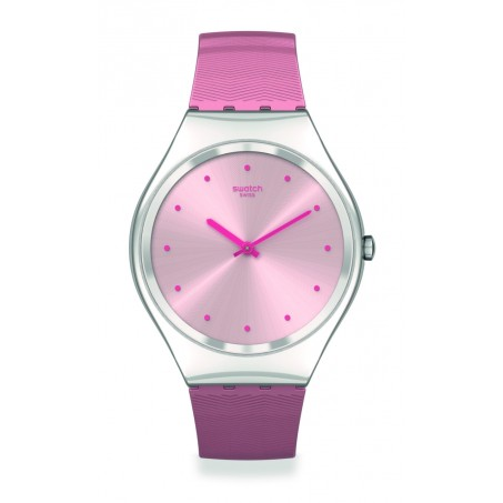Swatch - Skin Irony ROSE MOIRÉ SYXS135 Uhr