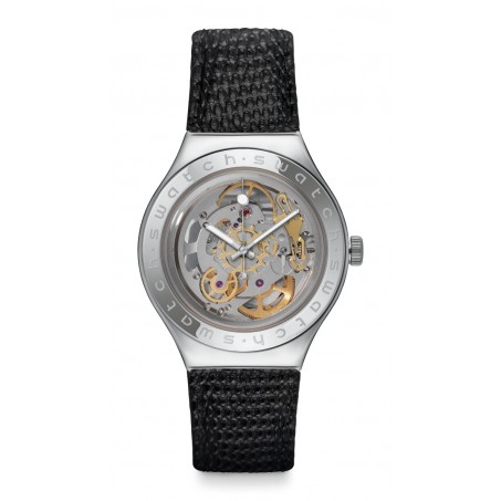 Swatch - Irony Automatic BODY & SOUL LEATHER YAS100D Uhr
