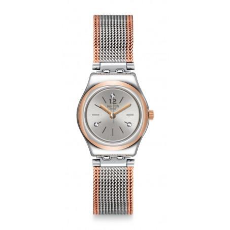 Swatch - Irony Lady FULL SILVER JACKET YSS327M Uhr
